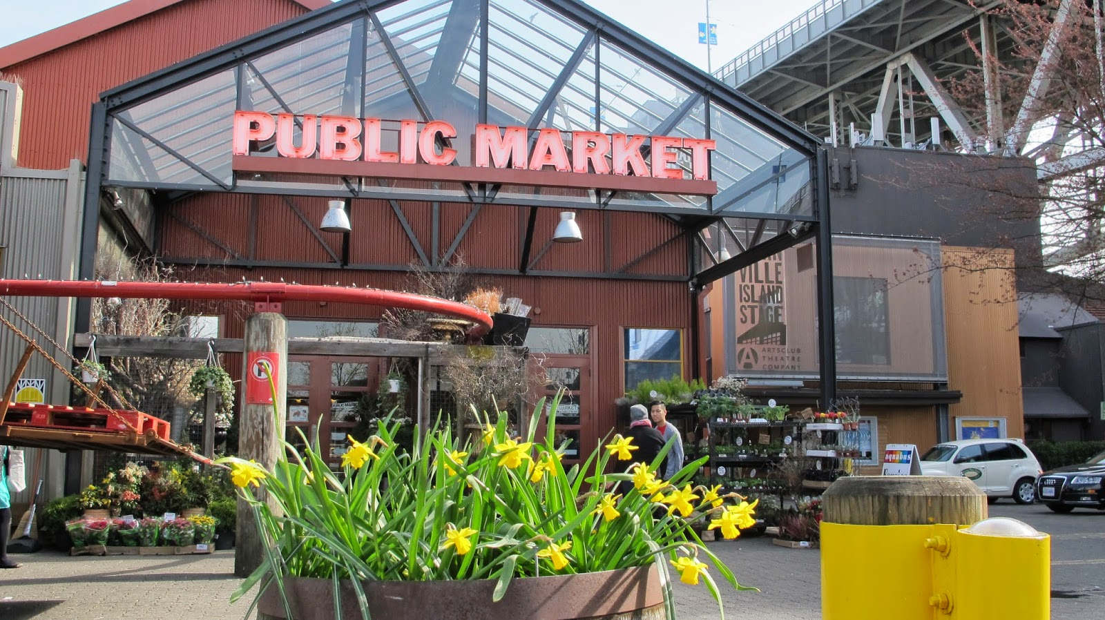 Pacific Northwest Trip: Vancouver Granville Island