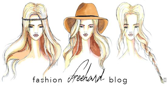 Fashion Freehand Blog