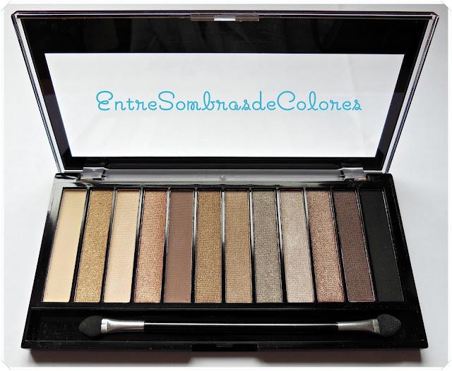 Paleta de sombras Iconic 2 Makeup Revolution