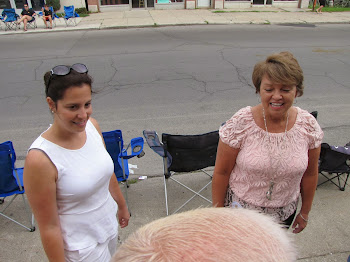 BFF's ?.....Ritchie and Stefanik Team Up in Maple City