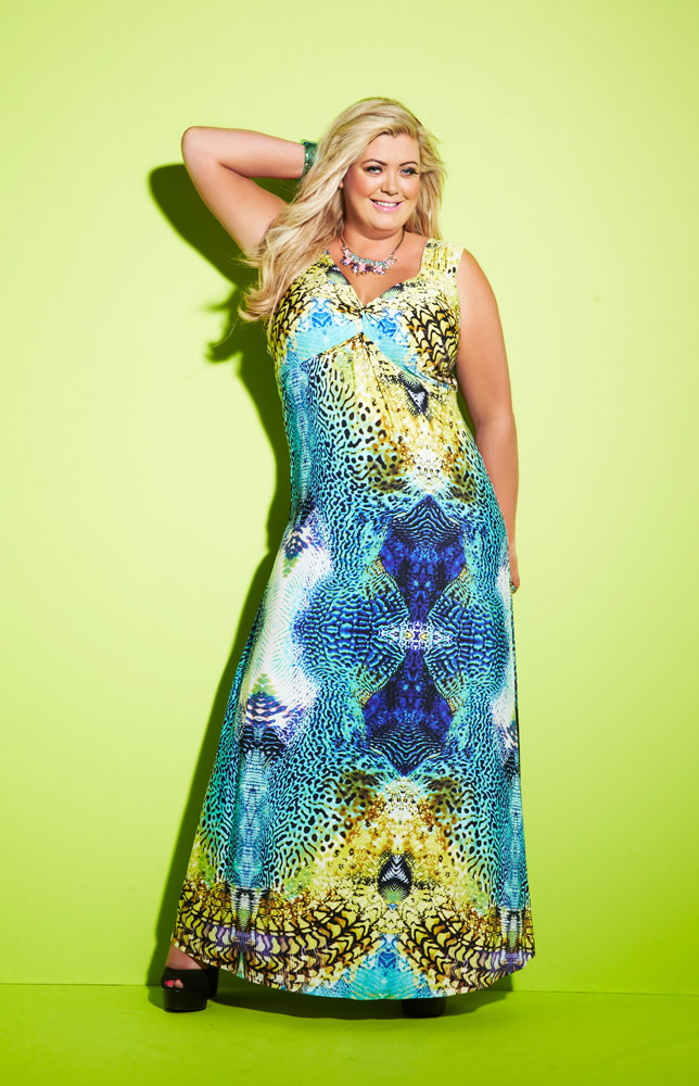 Felicity Hart: The Gemma Collins Collection @ Simply Be