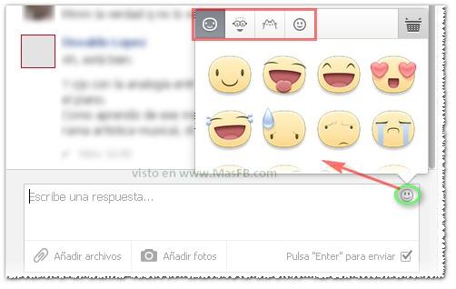 Adhesivos Facebook 2013 - MasFB