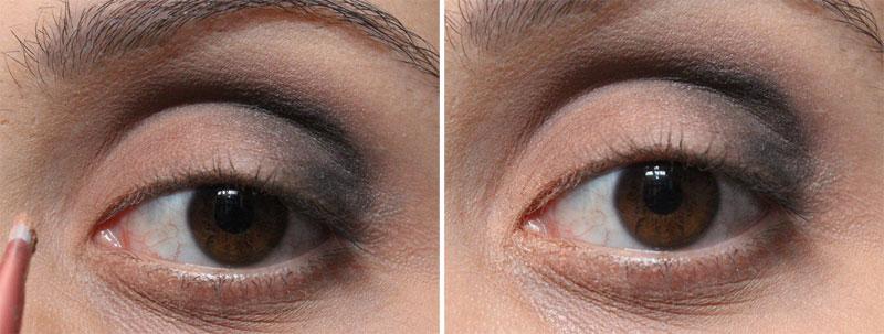 5 Tutorial de Maquiagem: sombra preta para o dia!