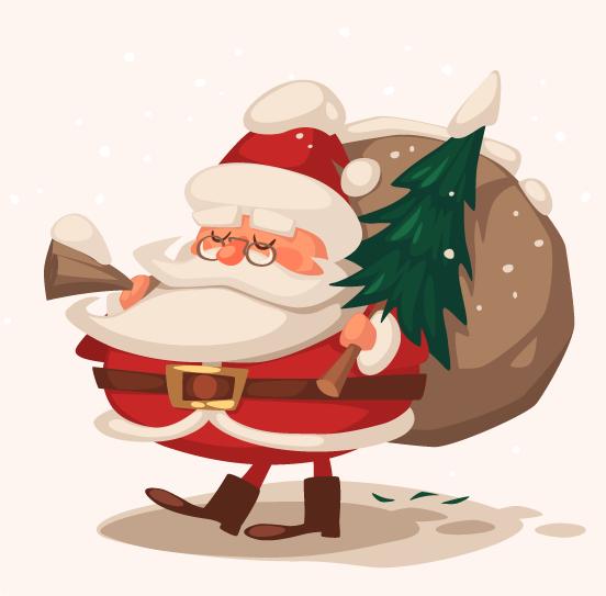 Santa Claus - Vector
