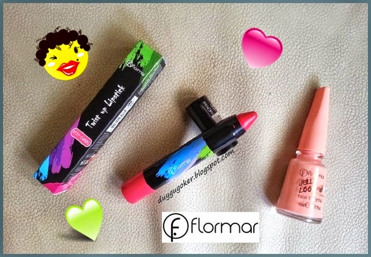 Flormar Twist up Lipstick