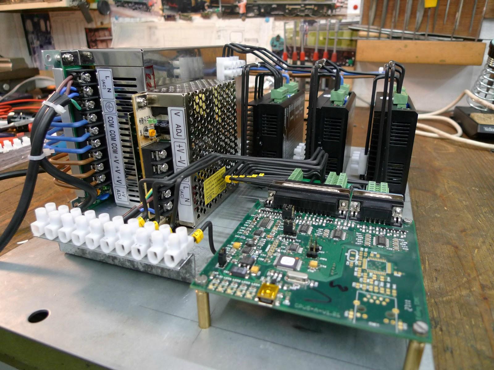 Diy Cnc Wiring Diagram Trusted Machine Controller 4060z Temperature Fanuc Servo Motor