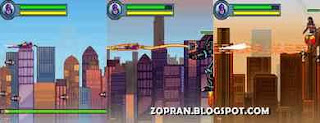 hawk the super hero java games