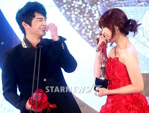 Seo In Guk & Eunji A-Pink 06