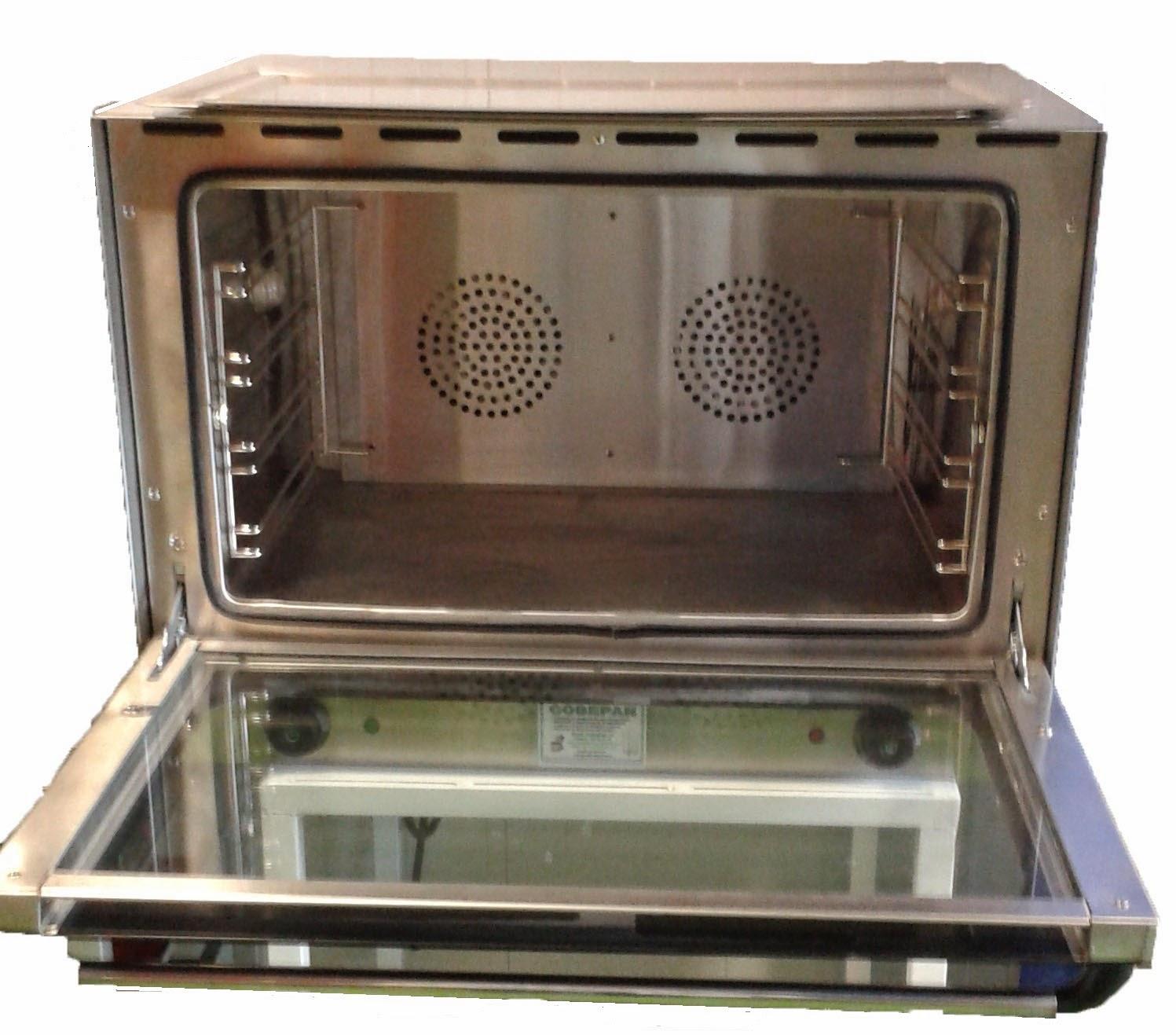 hornos para 4 bandejas 62x32