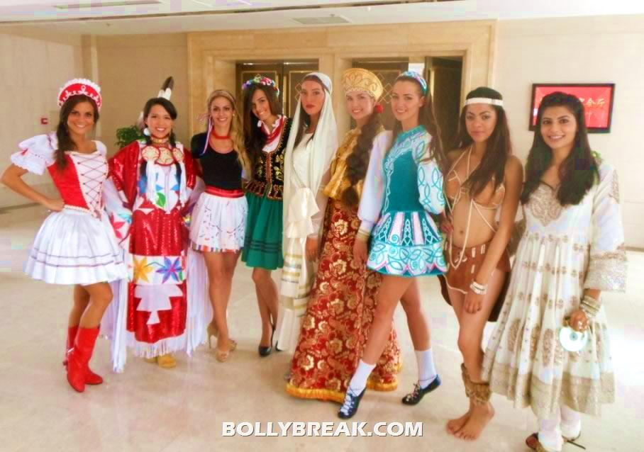 vanya mishra miss world 2012 pics rom china 9 pics