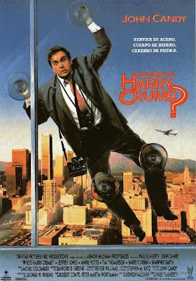 ¿Quién es Harry Crumb? John Candy