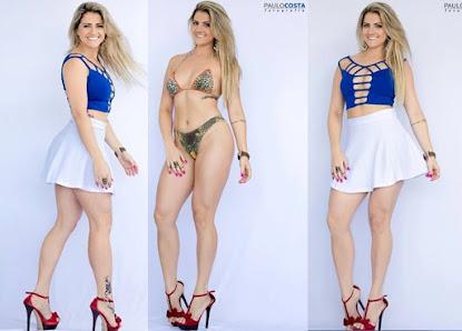 Musa do Globo Futebol Clube, Elayne Inácio participará do Miss Brasil das Américas 2016, concurso q