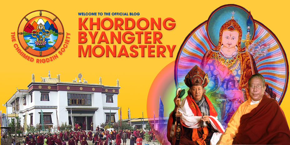 Khordong Byangter Monastery