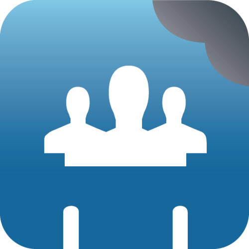 The financial aid chat fachat fatech utilities apps the app that turns your business cards into contacts now with linkedin integration easily see linkedin profile information for your new contacts and reheart Images