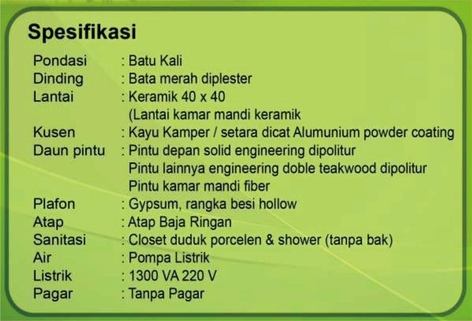 green Kemang Jaticempaka