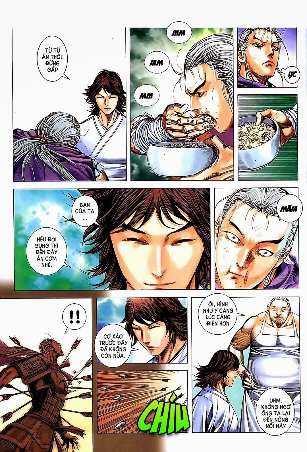 Phong Thần Ký Chap 182 - Trang 5