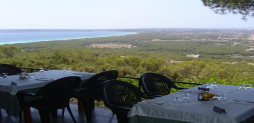 Formentera el mirador restaurante el pilar de la mola for Oficina turismo formentera