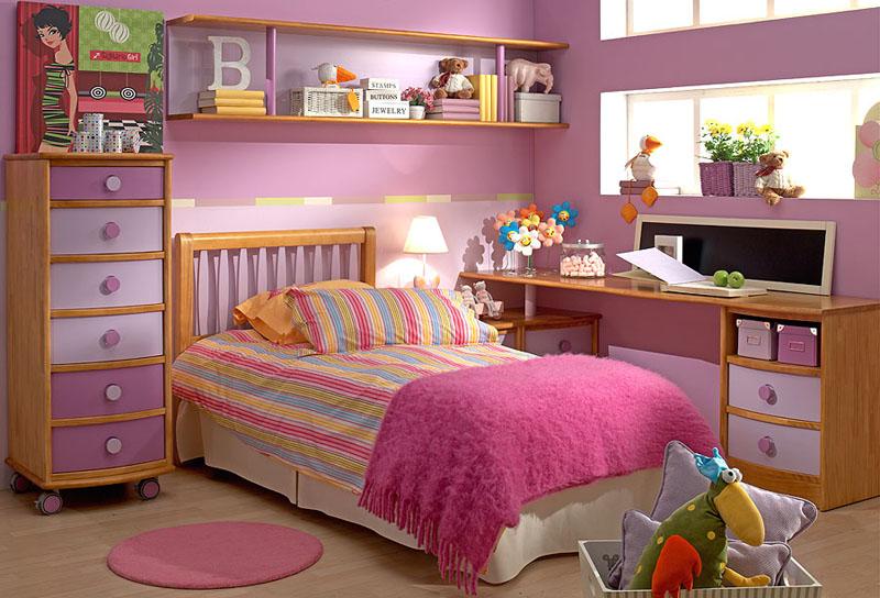Ideas de habitaciones juveniles decoraci n con muebles de for Quiero tus muebles