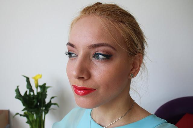 макияж, лицо, образ, косметика, макияж глаз, тени, помада