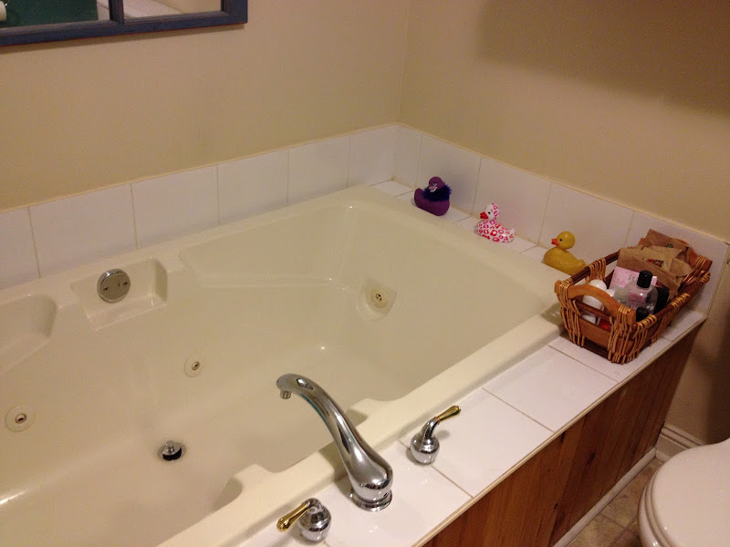 Small Bathroom Makeover title=