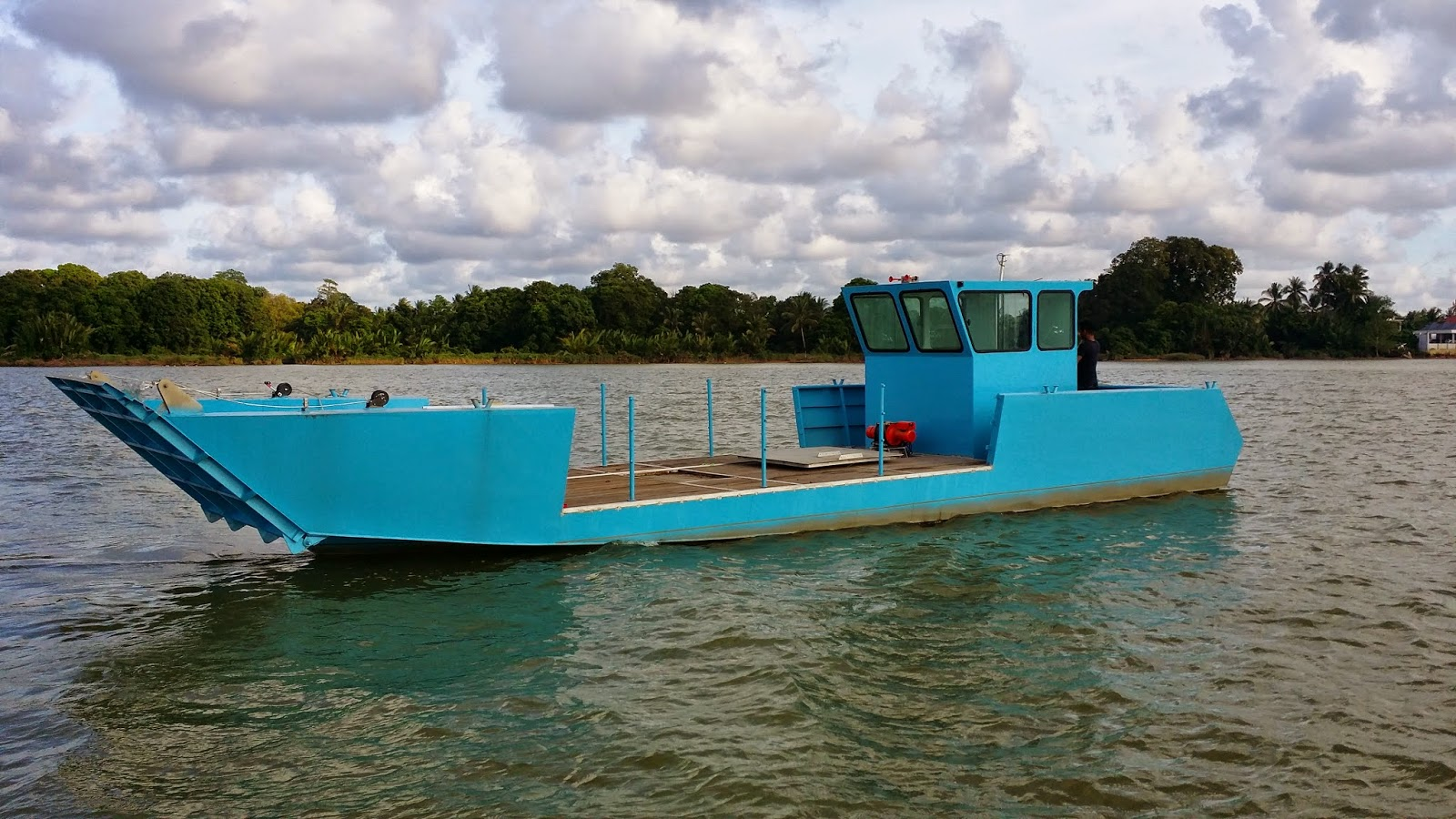 Boat Design And Marine Consultancy 13 50 M Aluminium Landing Craft