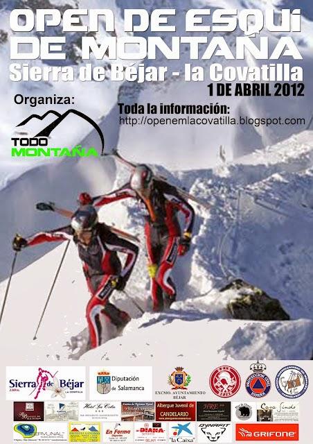 Open de esquí de Montaña Sierra de Bejar la Covatilla