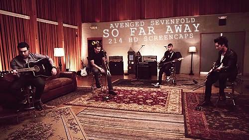 Chord Gitar So Far Away-Avenged Sevenfold (+Tutorial Gitar ...
