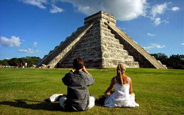 Η ξηρασία αιτία κατάρρευσης του πολιτισμού των Μάγια