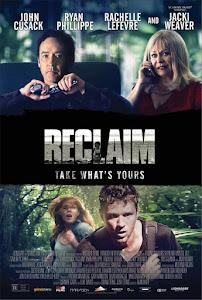 Reclaim Poster