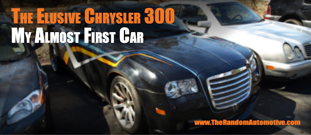 chrysler 300 first car srt8 v8 dylan benson new jersey repo mustang