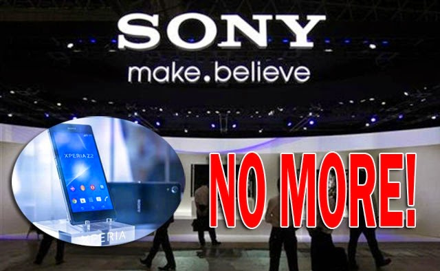 Sony Corps Plan to Cut-off TV and Smartphone Products like Sony Xperia