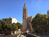 Esglèsia de Sant Fèlix. Monuments. Girona. Barri Vell.