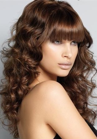 Trend Hairstyle for 2012 - 3