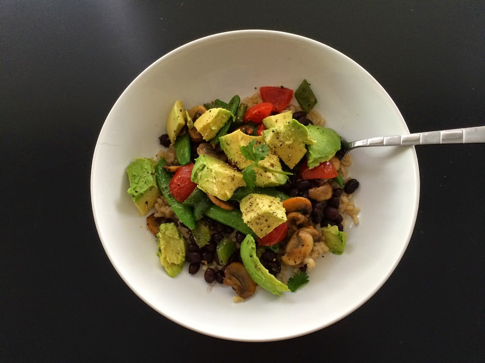 Vegetarian, Burrito Bowl, Recipe, Tasty Tuesday