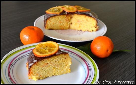 gâteau clémentines walter mitty