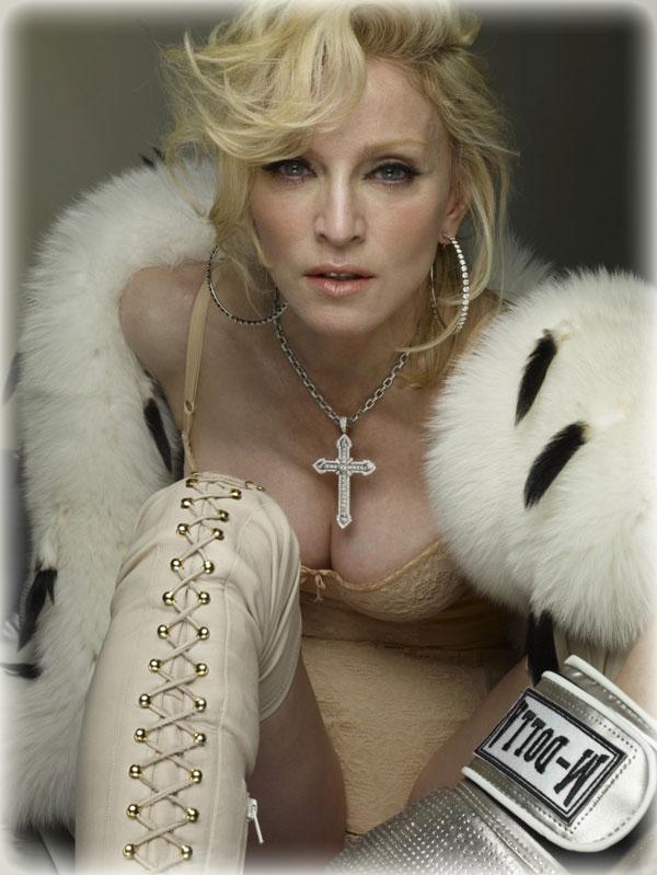 Las fobias de Madonna