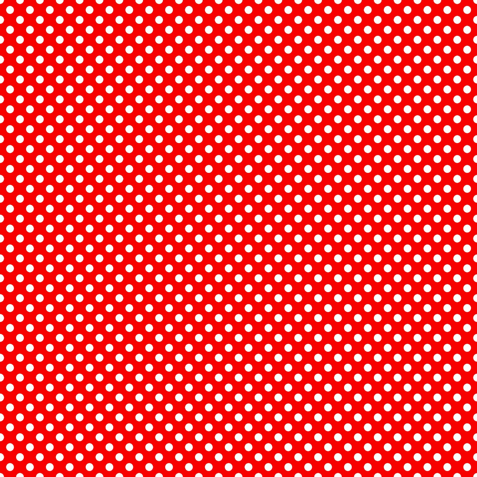 Ma collec de papiers 3 avec ses 10 ptits doigts blog diy for Red and white polka dot pattern