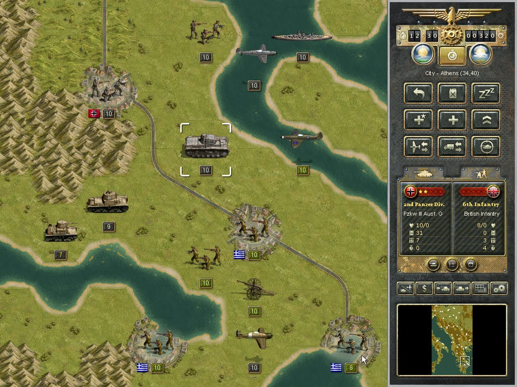 Panzer Corps Game - Free Download Full Version For Pc