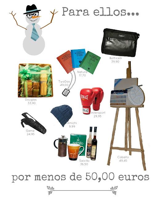 Regalos Ellos -50€