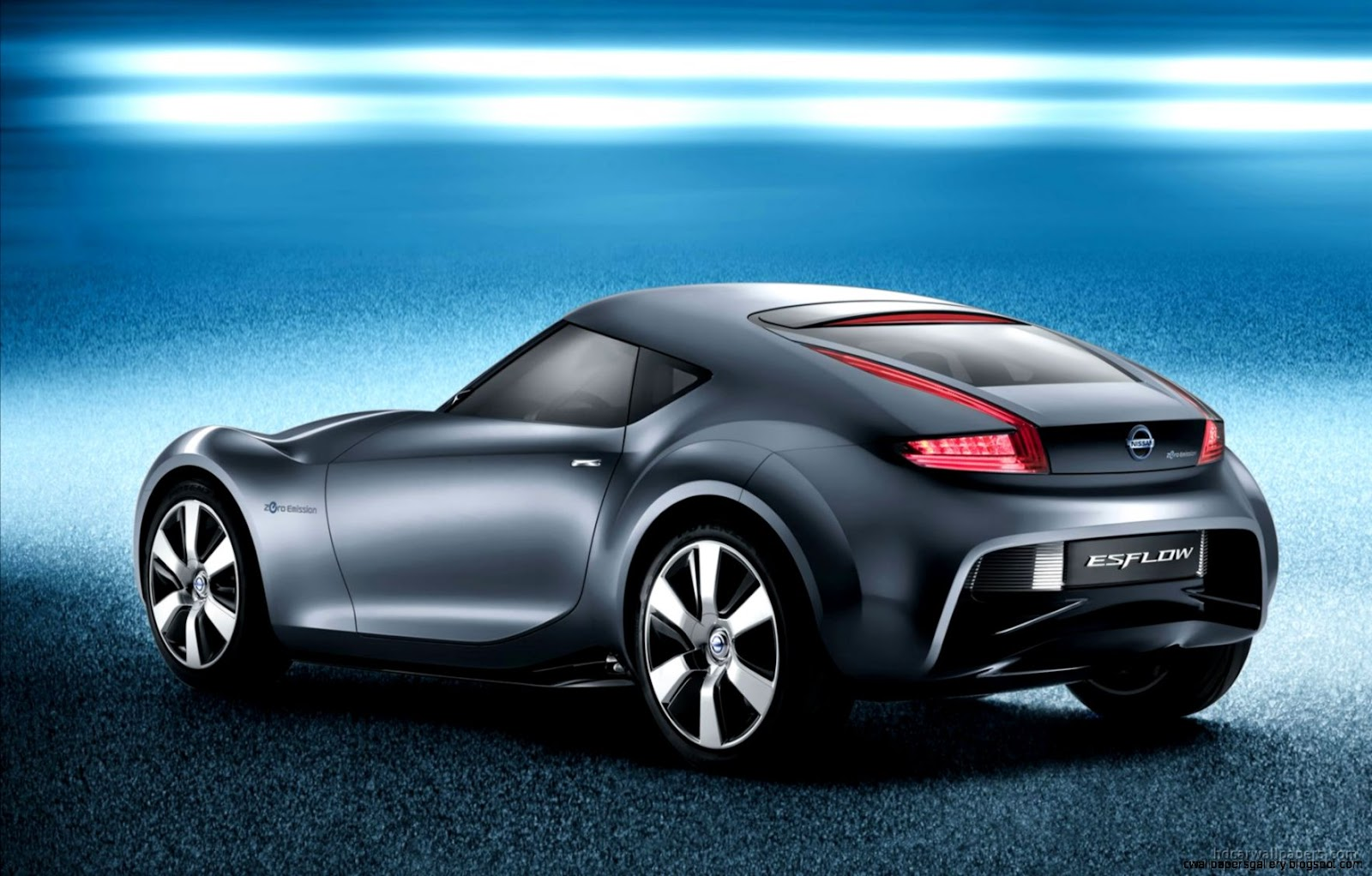 Nissan Electric Sports Car