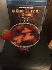 Featured Cocktail--For Bloody Valentines Day