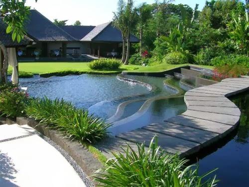 Foto Desain Taman Rumah Minimalis