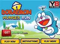 Doraemon Carrera del Hambre
