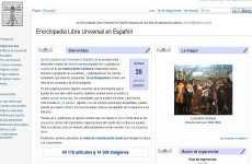 Enciclopedia Libre Universal en Español: enciclopedia online similar a Wikipedia