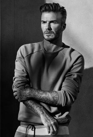 David Beckham Bodywear H&M Otoño Invierno 2015-2016