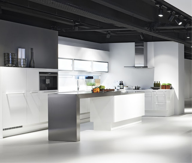 Kitchen Perfection With Poggenpohl: Nest By Tamara: A Neutral Kitchen Adds Flexibility