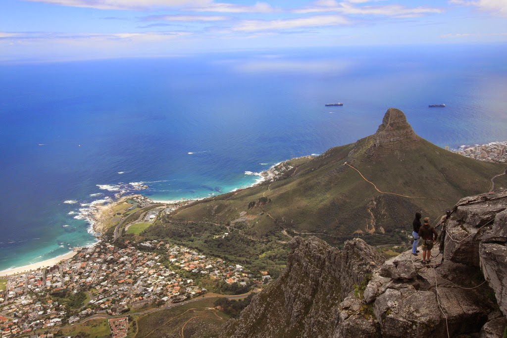 Montaña de la Mesa – Sudáfrica