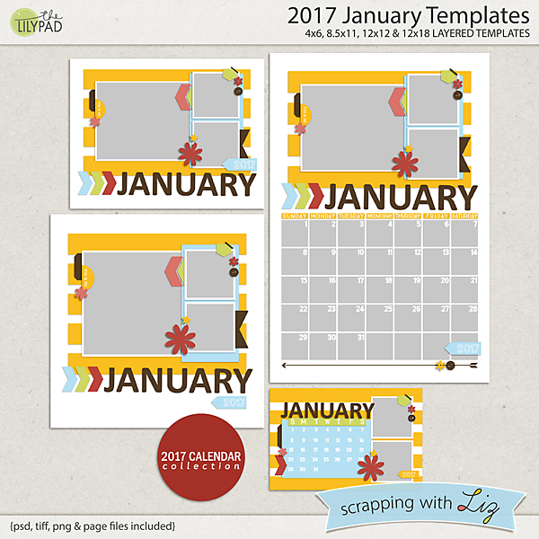 http://the-lilypad.com/2017-January-Digital-Scrapbook-Templates.html