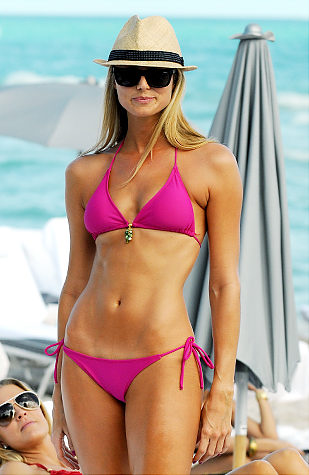 Stacy bikini keibler