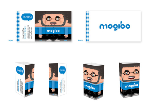 Mogibo Business Card